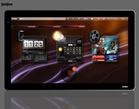 JooJoo - 'OS Design - Fusion Garage
