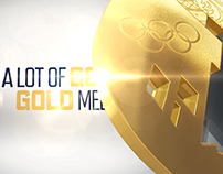 Anatomy of Gold Medal Infographics