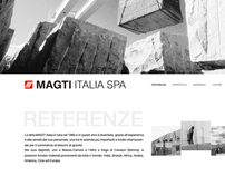 Magti - Restyling website