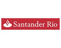 Santander Rìo - Activación plazo fijo