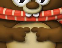Ilustracion oso