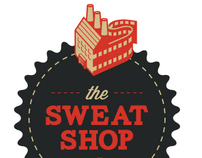 The Sweat Shop Branding