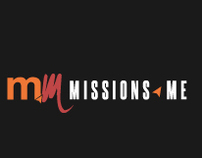 Missions.me Web Application