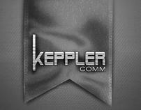 Kepplercomm-web page