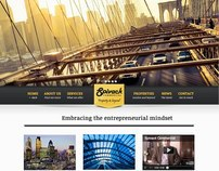 Spivack Commercial Website Design
