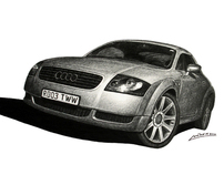Audi TT ( old shape )