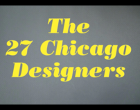 27 Chicago Designers Film