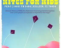 Kites for Kids Poster