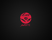 Logo for Love at First Bite