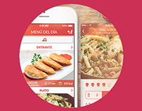 UX/UI Design app Cook it Yourself