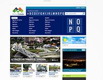 Projeto Cidades 2014 - TV TEM