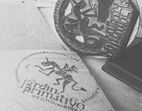 Ilustraciones + sello
