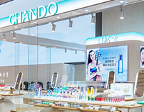 CHANDO Cosmetic Counter