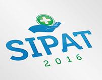 Logotipo e flyer para SIPAT