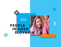 PEOPLE IN NEED SLOVAKIA