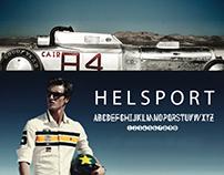HELSPORT FONT