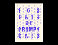 Goodbye Grumpy Days — Poster