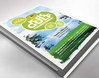 Kids Golf Tournament Flyer Word Publisher Template