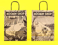 Moomin Shop Packaging
