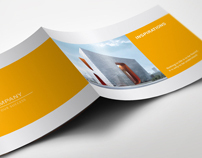 Modern Brochure Square