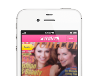 Seventeen Shopping Insider App (proposed)