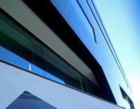 Office Gebäude_ Graz, Österreich