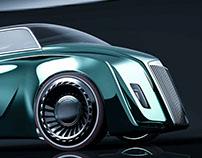 Rolls Royce Cloverleaf