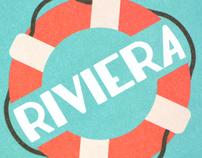 RIVIERA | logo