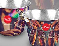 Coca-Cola - Ice Buckets (Taste The Feeling)