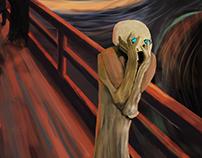 My Scream #MunchContest
