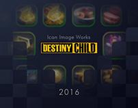 Icon Graphics Work (Destiny Child)