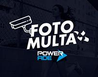Fotomulta Powerade
