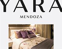 Yara Mendoza. Interior Design
