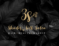 Shades of Silk Salon Branding