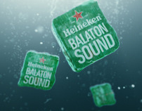 Balaton Sound 2012 Logo Animation