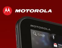 Motorola XOOM Arabia Online web Banners