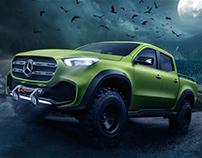 Mercedes Zombie