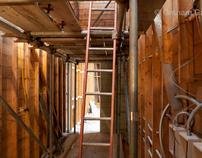 Porthmeor Studios Renovation Project