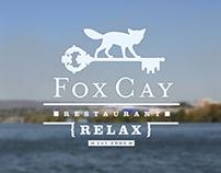 Fox Cay Restaurant Branding