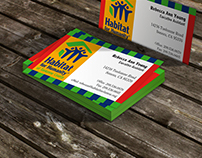 Habitat Business Cards