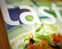 Taste Magazine for Gelson's