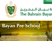 Bayan School Website
