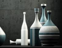 Ceramic Vase – Set A