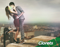Clorets / Confidence comes in green