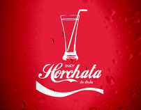 Enjoy Horchata