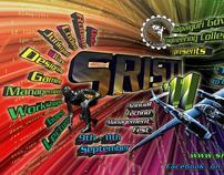 Sristi '11 Artwork