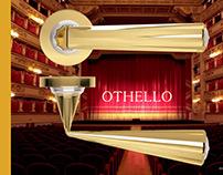 """""""Othello"""" door handle"""