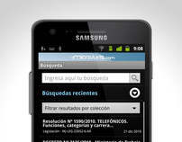 Android App - Microjuris.com : Takeoff Media