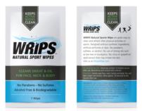 Wrips Wipe Brand Creation