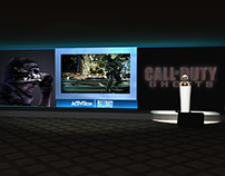 Call of Duty Ghosts event visuals